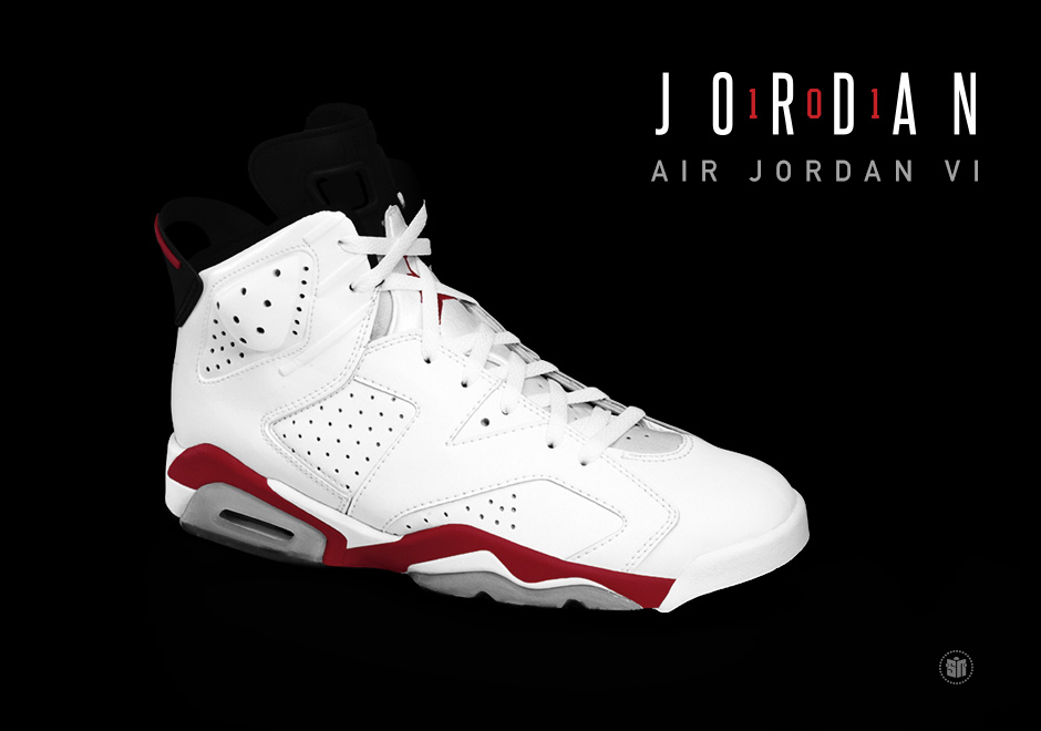 Jordan 101 The Air Vi And Its Historic Appeal