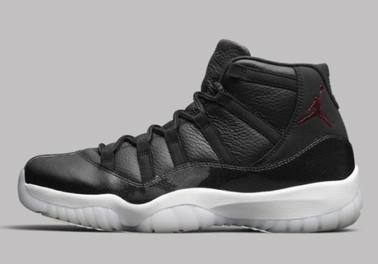 """Nike Cancels """"Draw"""" For Air Jordan 11 """"72-10"""", Will Release As First Come First Serve"""