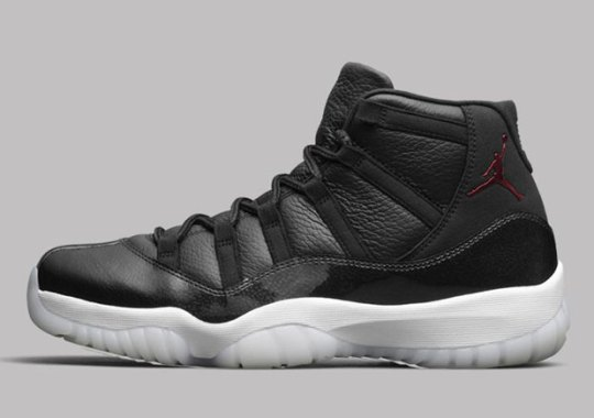"Nike Cancels ""Draw"" For Air Jordan 11 ""72-10"", Will Release As First Come First Serve"