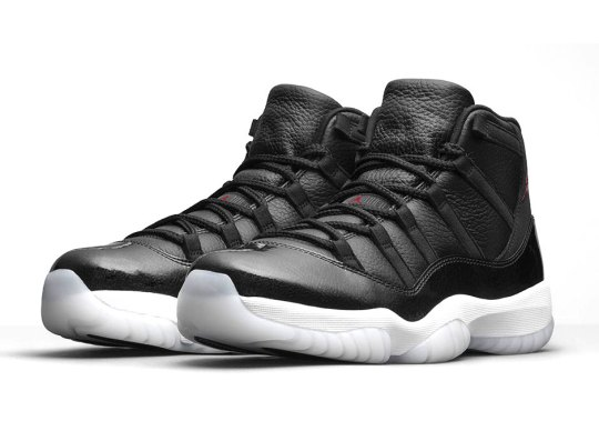 "Air Jordan 11 ""72-10"" Release Date Has Changed"