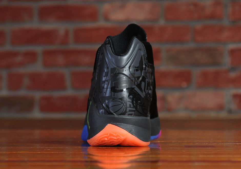 "1affc6cd7b2519 ... Nike Jordan Melo M8 Jordan Melo M12 ""The Dungeon"" ..."