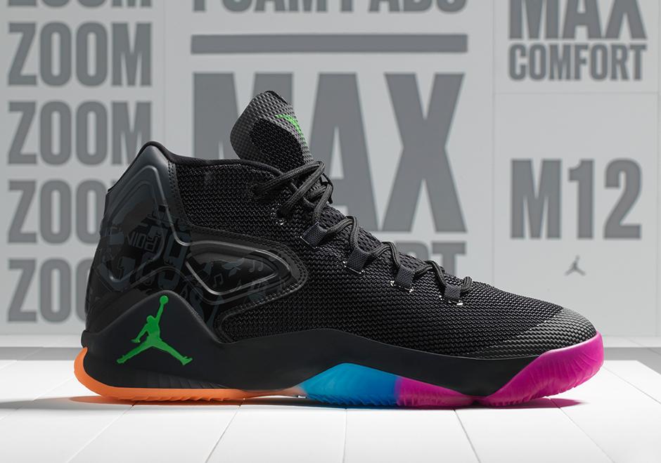 half off 35f27 d2343 Jordan Brand Introduces The Jordan Melo M12 - SneakerNews.com