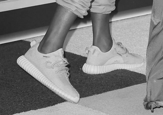 Official Colors For The Next Yeezy Boost 350 Have Been Revealed