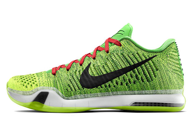 """Kobe s impressive body of work with Nike is topped by the """"Grinch"""" colorway  of the Kobe 6 that released a few years ago. As a Quickstrike release on Nike  iD ... ee66cf15a0e4"""