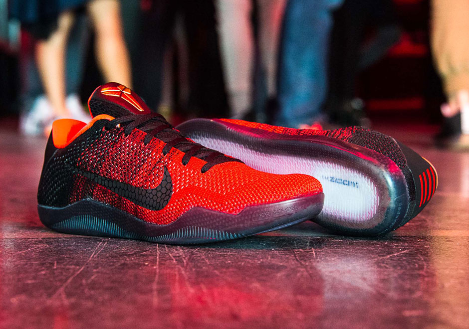 An Inside Look At The Nike Kobe 11 Launch Event
