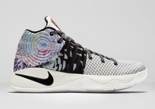 Kyrie Irving Makes Another Lasting Effect With Debut Of New Signature Shoes