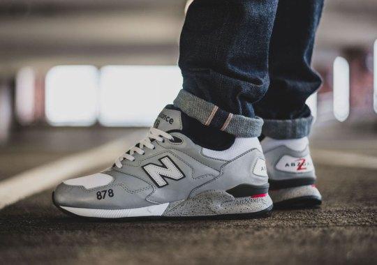 "New Balance 878 ""Steel"" Pack"