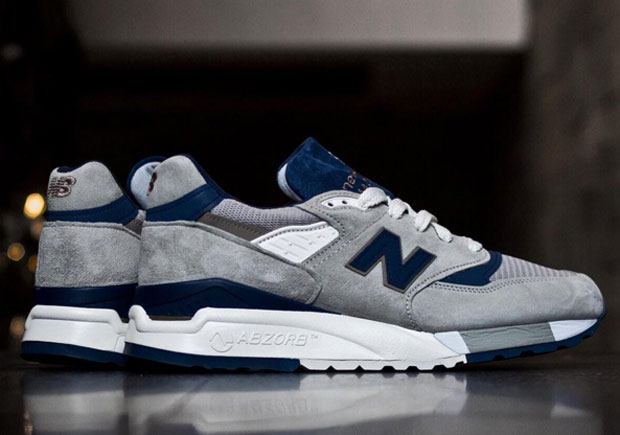 998 new balance grey