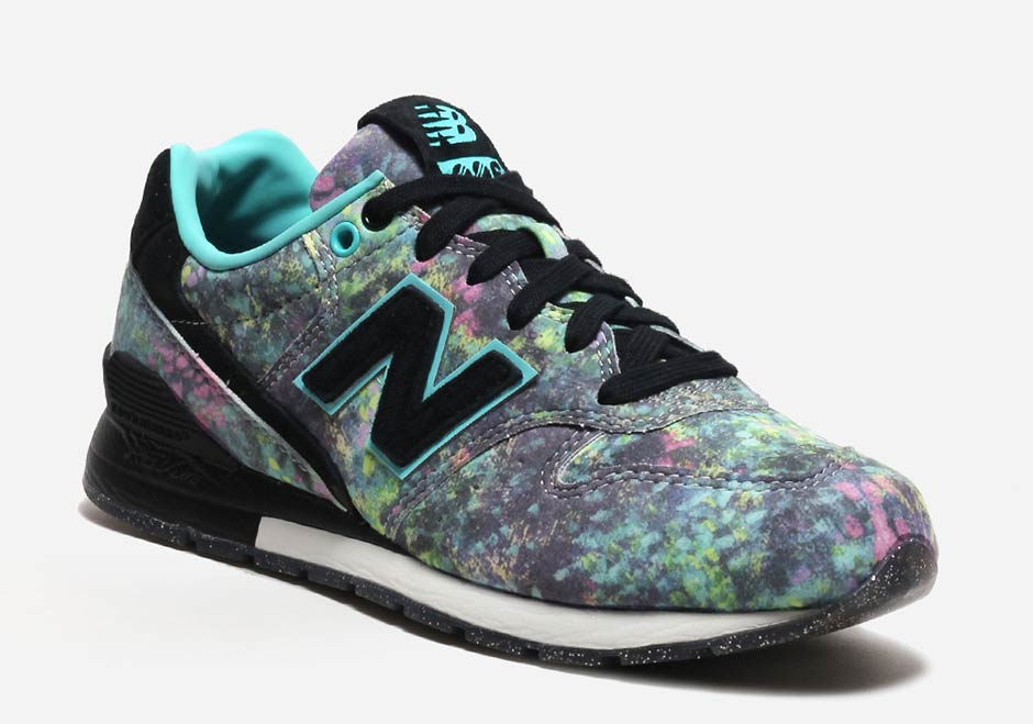 low priced ff64a 9591f New Balance's Take On Multi-Color On The Classic 996 ...