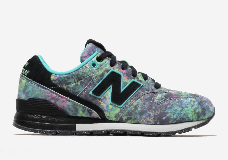 New Balance's Take On Multi-Color On The Classic 996