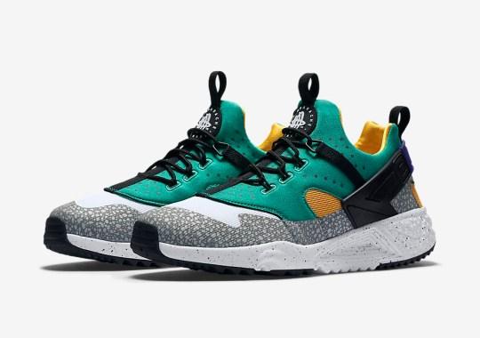 "Nike Huarache Utility ""Safari"""