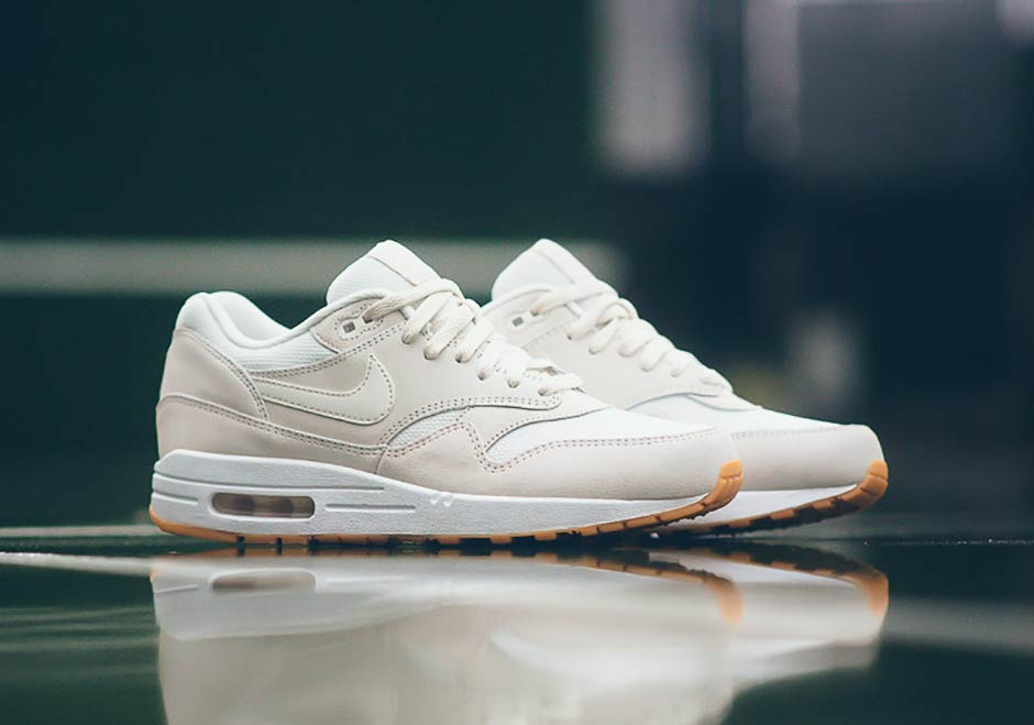 Nike Air Max 1 Safari White Kumquat