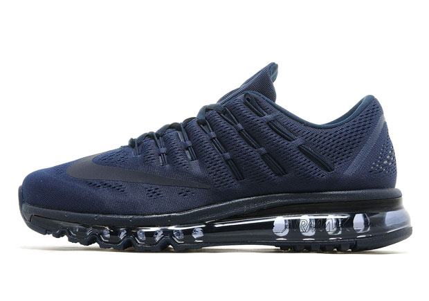 The impressive looks for the latest flagship Air Max model persist with this colorway in nothing but Obsidian. The Air Max 2016 has seen some vibrant ...