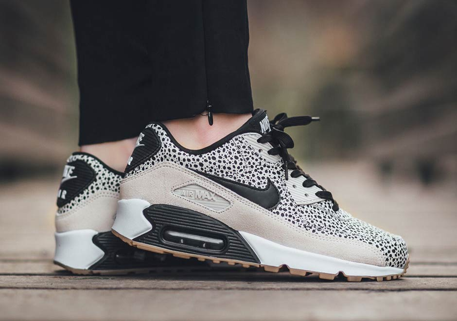 More Safari Print In Store For The Air Max 90 And Other Nike