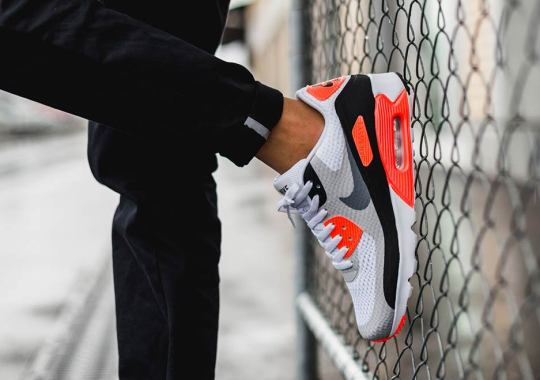 "Nike Air Max 90 Ultra ""Infrared"""