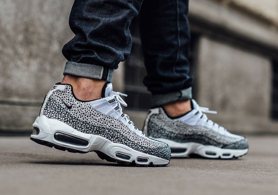 0c07df35171d 30%OFF Safari Print Returns On The Nike Air Max 95 - s132716079 ...