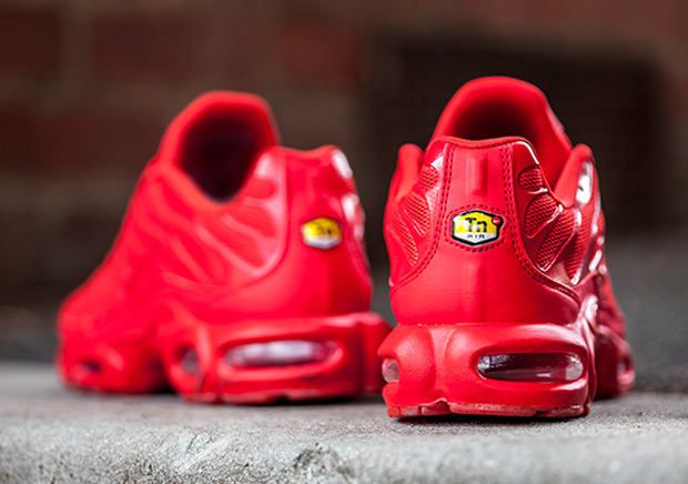 The Nike Air Max Plus In Blazing Hot Red - SneakerNews.com 914aeba31