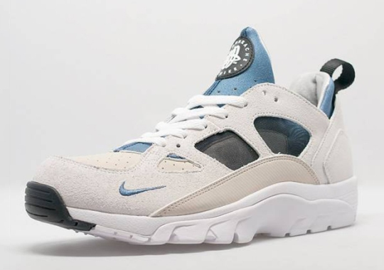 "The Legendary ""Escape"" Colorway Pairs Up A Nike Huarache Model"