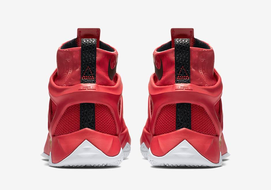 new product 3f8be 41642 Nike LeBron Ambassador 8