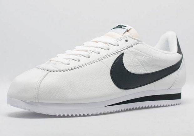 nike blazer white leather