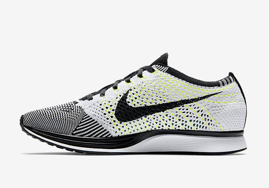The Nike Flyknit Racer In Black 76f818d52c