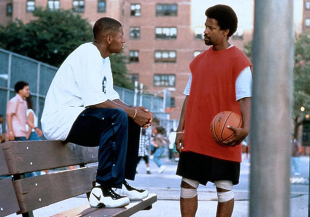 timeless design a83dd d81af Advertisement. Outside of Hoosiers, Spike Lee s He Got Game ...