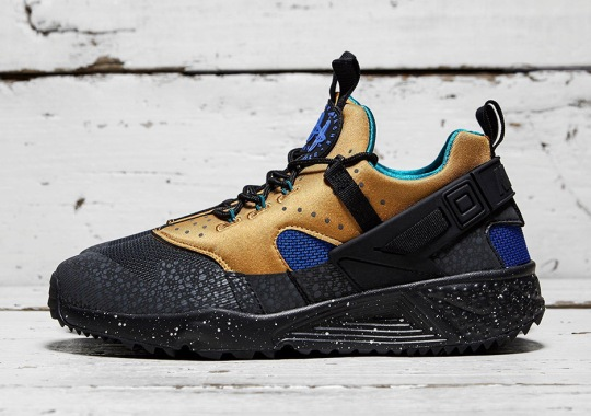 An ACG Tribute With The Nike Air Huarache Utility