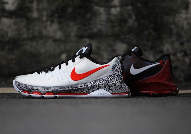"lowest price 4ab33 119a3 Nike KD 8 ""Christmas"""