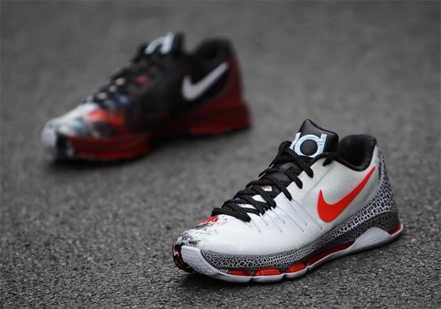 Nike KD 8 Christmas Release Details