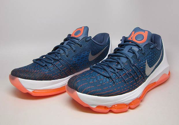 Where Can You Buy? Nike KD 8 Ocean Fog/Mid Navy-Photo Blue