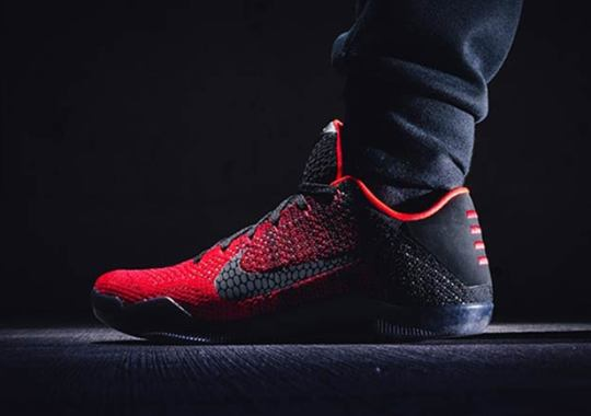 "A Detailed Look At The Nike Kobe 11 ""Achilles Heel"""
