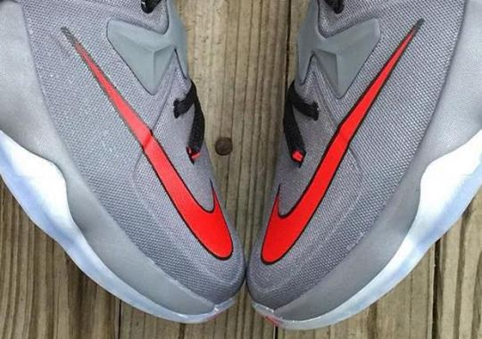 "Is There A Nike LeBron 13 ""Ohio State"" Releasing Soon?"