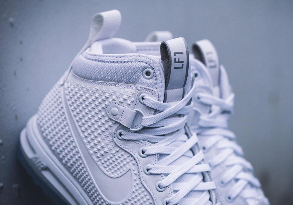 Nike Lunar Kraft 1. Duck Boot Hvit Utgivelsesdato op8dHWYJ
