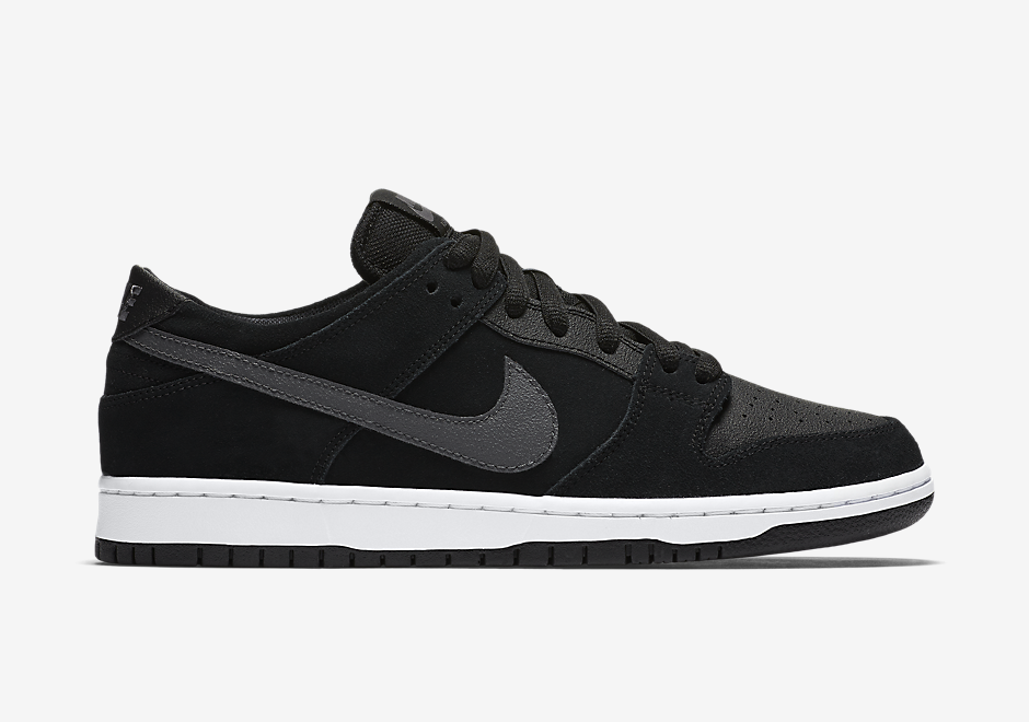 separation shoes 8ef36 6915a Nike SB Brings Back The Skinny-Tongue Dunks For Ishod Wair ...