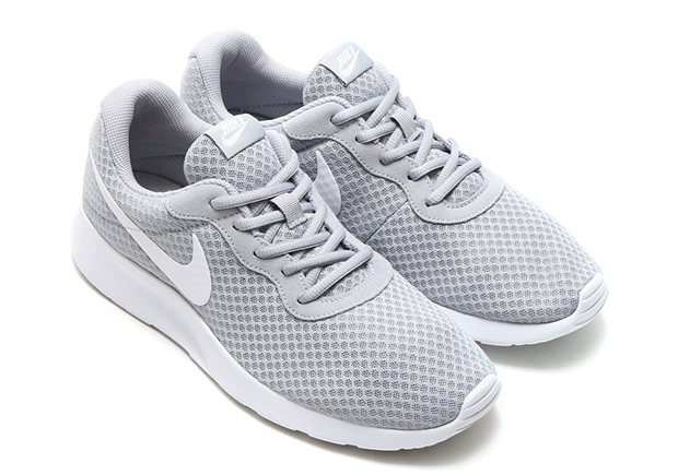 c601baf6cf399 discount code for nike tanjun. color wolf grey white style code 812654 010  55b93 37be5