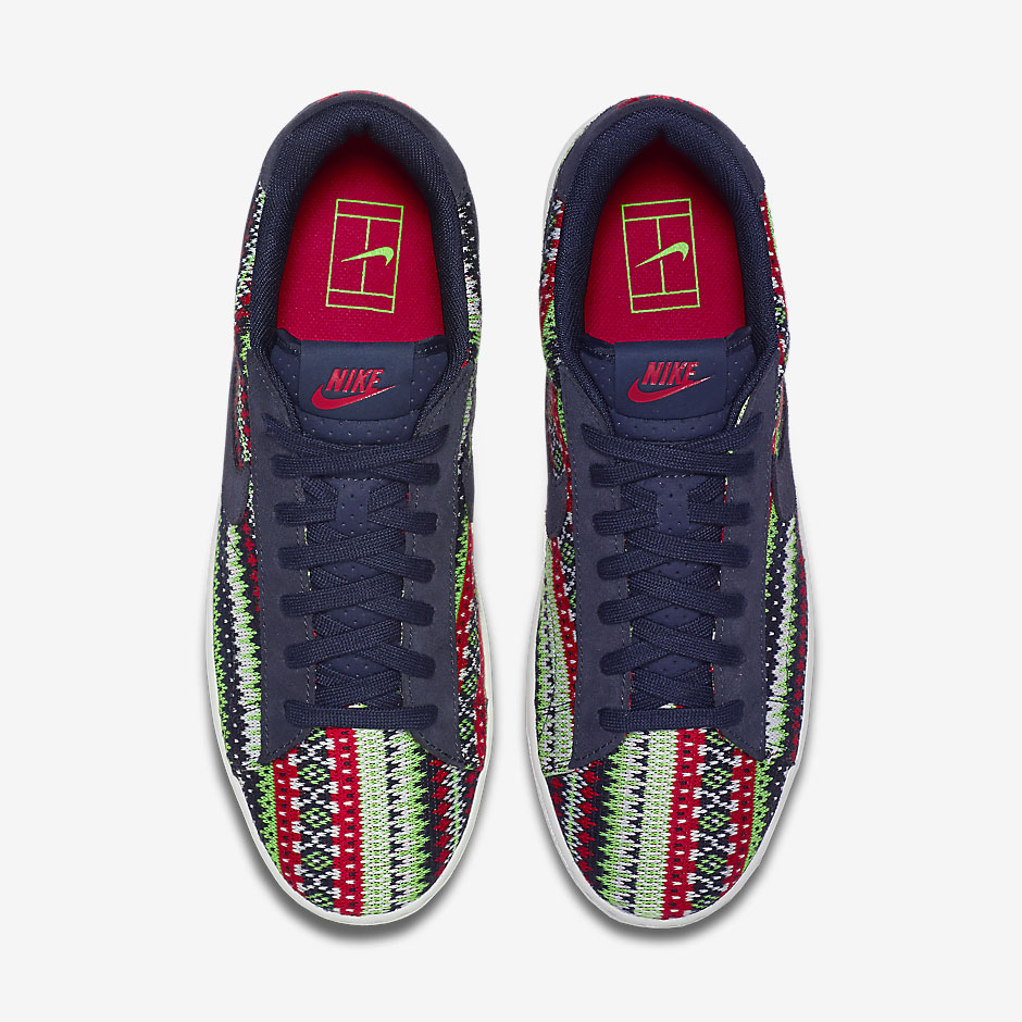 online retailer 542cf 4fecd Nike Tennis Classic Ultra QS. Color  Dark Obsidian Metallic Gold-University  Red Style Code  807175-400. Release Date  December 5th, 2015. show comments