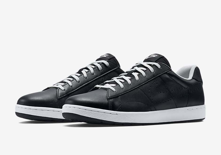 The Leather To Black Ultra Classic Nikecourt Brings Tennis wIqCqRz