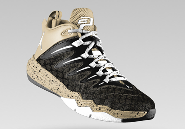 No Surprise That Chris Paul Picked A Wake Forest Colorway For His Jordan CP3 iD Contest