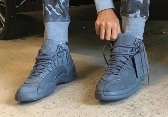 This Nike Athlete Got Her Public School x Air Jordan 12 Already
