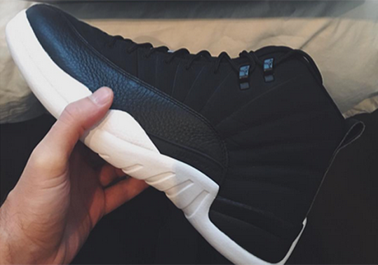 Public School Has An Air Jordan 12 For Friends And Family