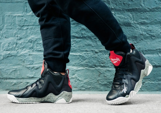 Another Seattle Tribute With An Upcoming Reebok Kamikaze II