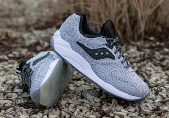 "Saucony Grid 9000 ""Dirty Snow"" Releases This Friday"