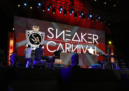 The Philippines Showed Out For First Ever Sneaker Carnival