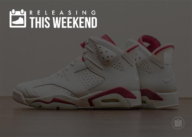 Sneakers Releasing This Weekend December 5th 2015