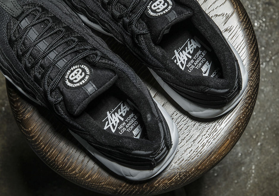 detailed pictures efbca 206b4 Stussy x Nike Air Max 95 Collection. Release Date  12 11 2015