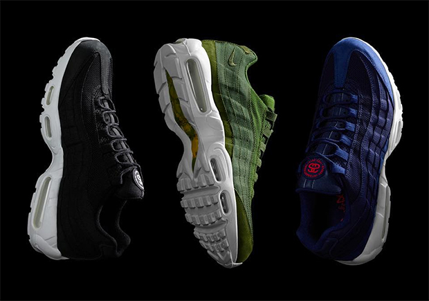 Stussy Air Max 95 Release Date