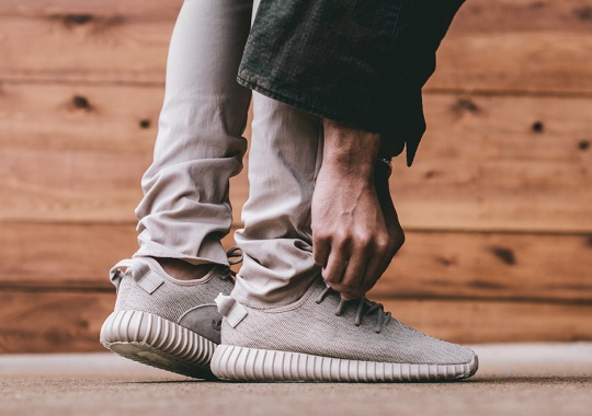 "Kanye and adidas' Last Hurrah of 2015 Hits With The ""Oxford Tan"" Yeezy Boost 350"