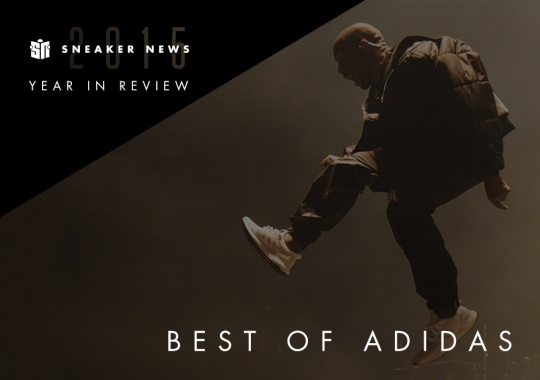 The 10 Best adidas Releases Of 2015