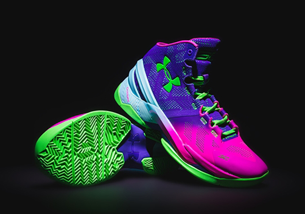 Curry  Youth Basketball Shoes