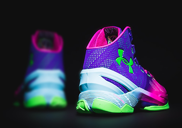 de96cb552b2 Gear Up For Christmas With The Under Armour Curry 2